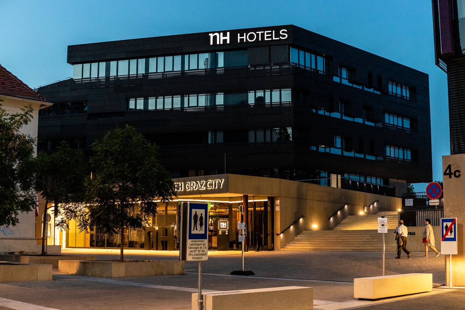 nh Hotels Graz City