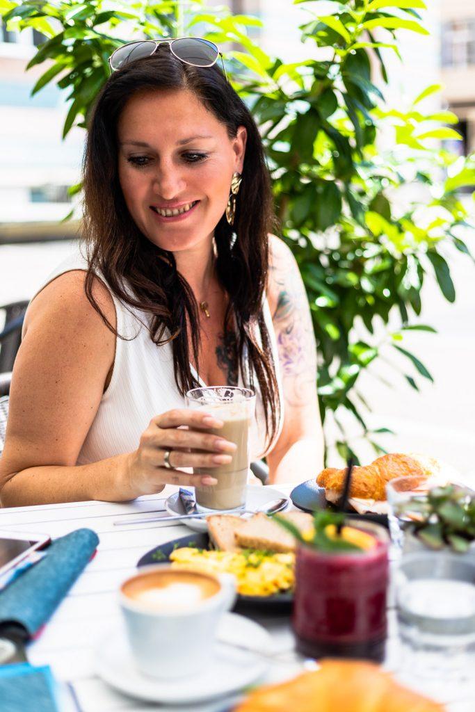 Frühstück im Schäffners am Tummelplatz in Graz