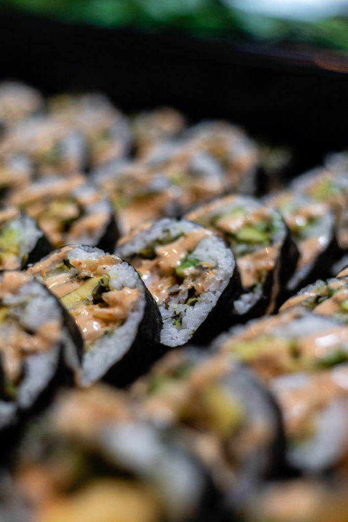 Memori - Premium Sushi Lokal im Grazer Raum, Jahresfeier mit der längsten Sushi Tafel von Graz // Sushi in Graz, Premium Sushi, www.miss-classy.com #memori #sushi #graz