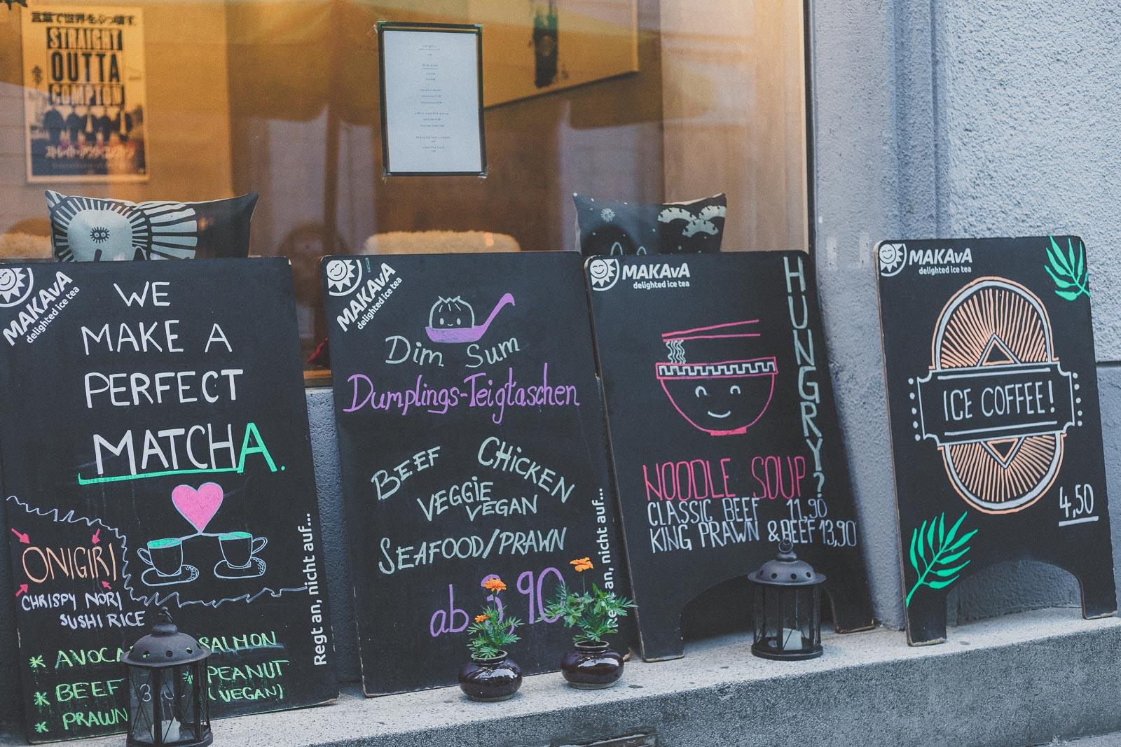 Oh Matcha Graz, Kaffee trinken in Graz - Das sind die besten Cafés & Coffee Shops // Cafés in Graz, Kaffee trinken, Graz Blog, www.miss-classy.com #cafe #kaffee #graz