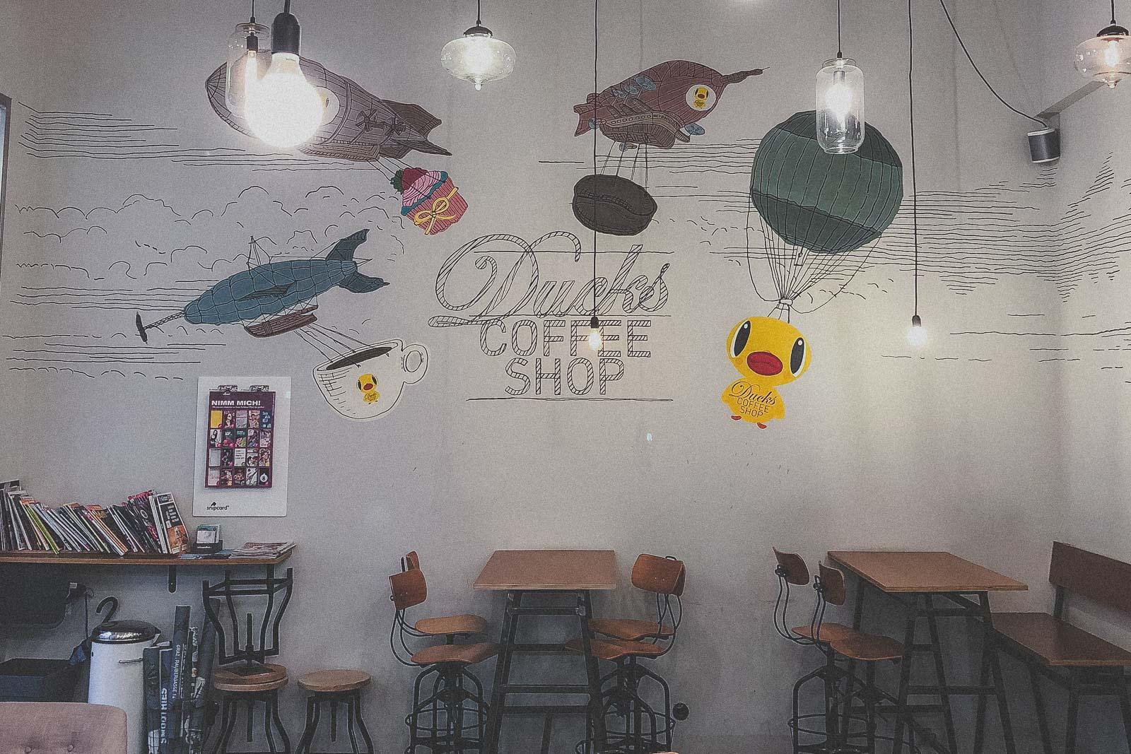 Ducks Coffee Shop, Kaffee trinken in Graz - Das sind die besten Cafés & Coffee Shops // Cafés in Graz, Kaffee trinken, Graz Blog, www.miss-classy.com #cafe #kaffee #graz