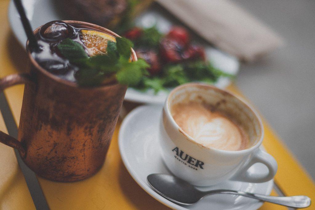 Martin Auer, Kaffee trinken in Graz - Das sind die besten Cafés & Coffee Shops // Cafés in Graz, Kaffee trinken, Graz Blog, www.miss-classy.com #cafe #kaffee #graz