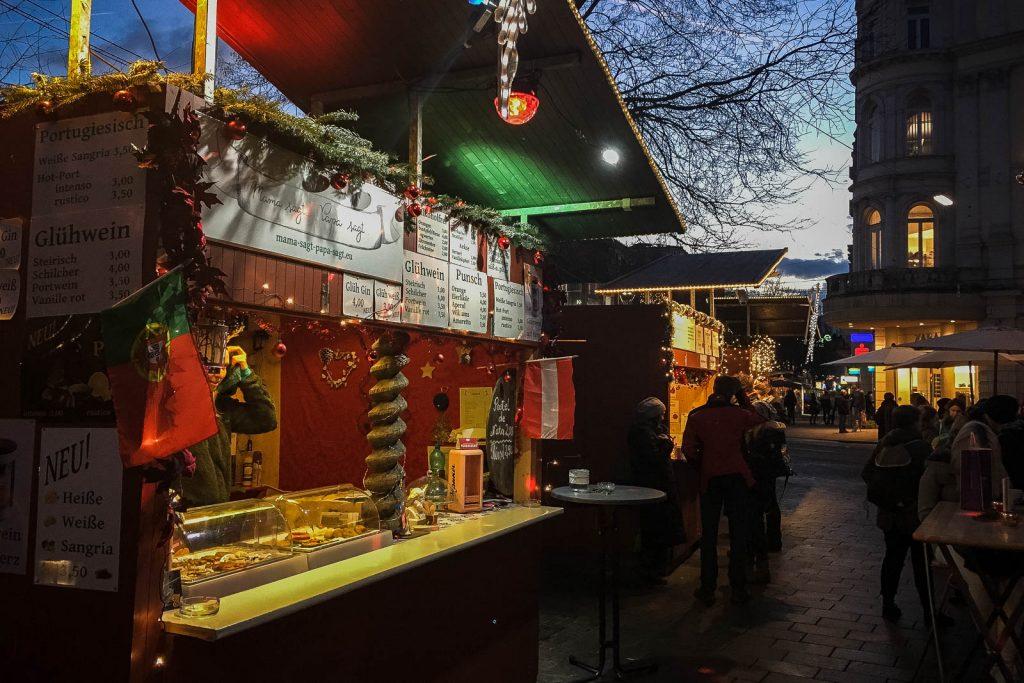 Adventreff Eisernes Tor - Adventmärkte Graz, Weihnachtsmärkte, Christkindmarkt