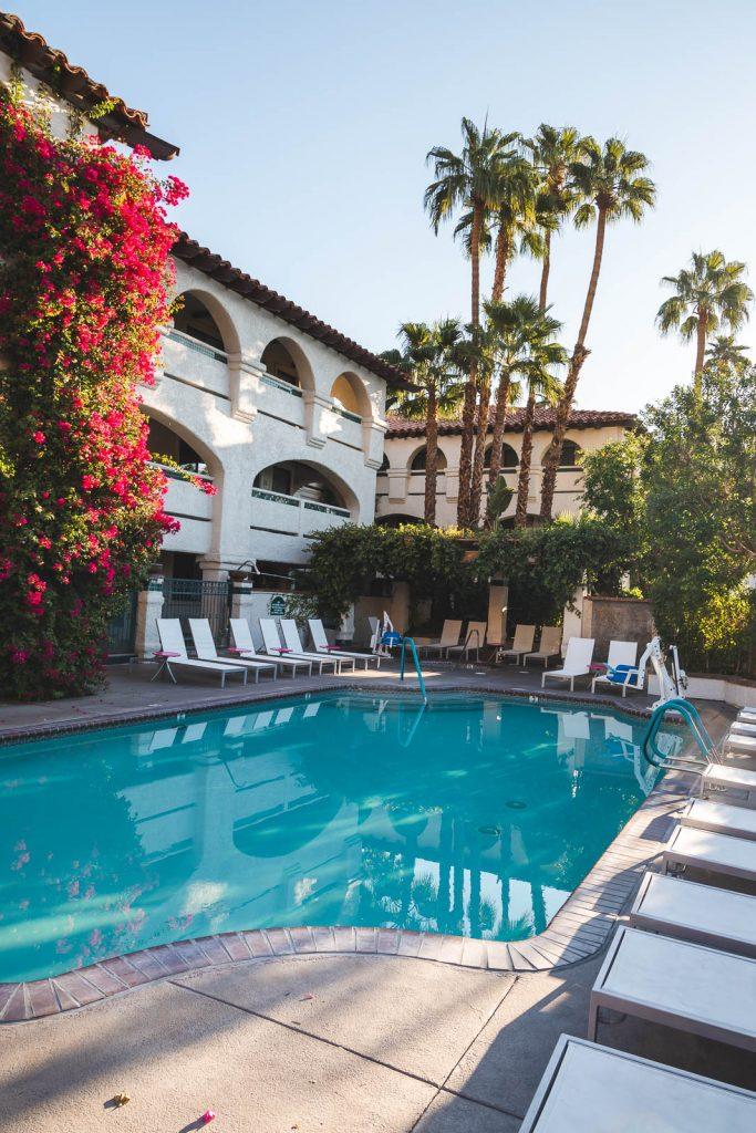 Swimming Pool - Best Western Plus Las Brisas Hotel Palm Springs