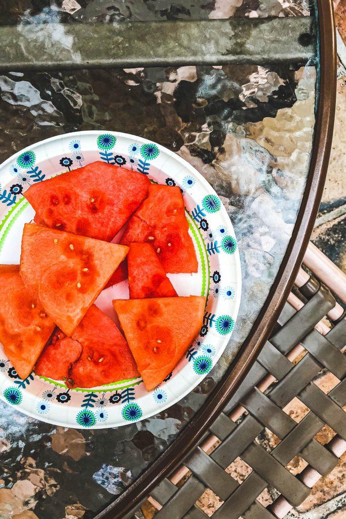 Frühstück im Best Western Plus Las Brisas Hotel Palm Springs