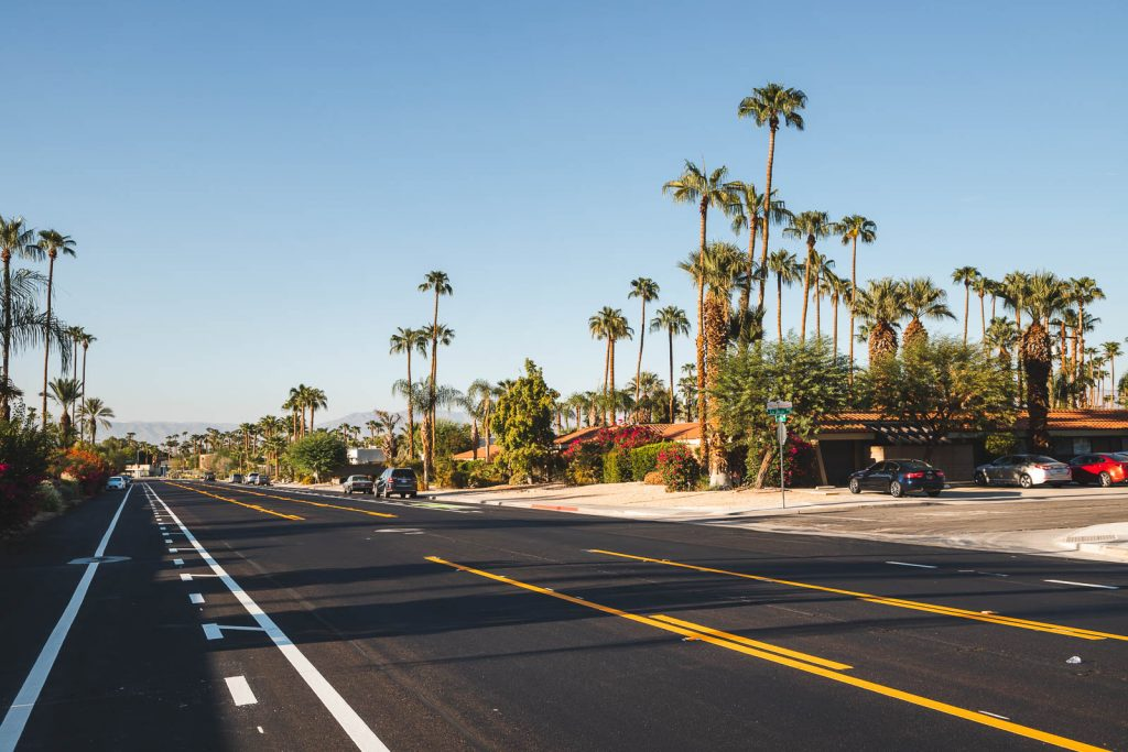 S Camino Real, Palm Springs