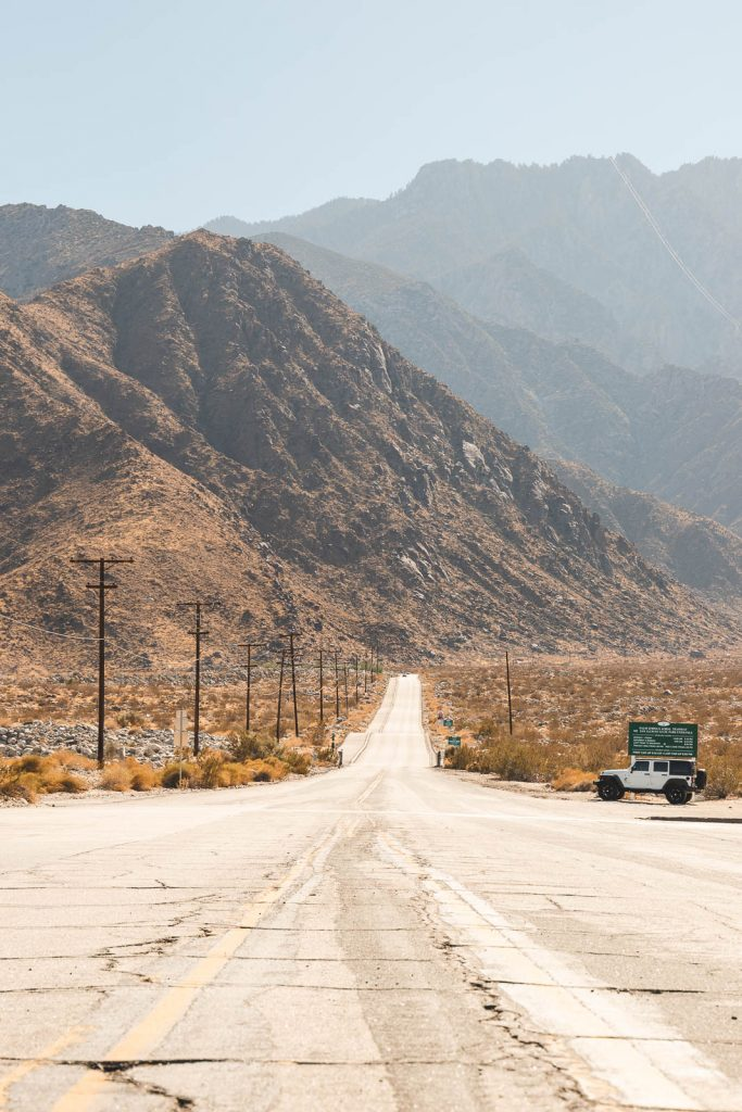 Tramway Rd, Palm Springs